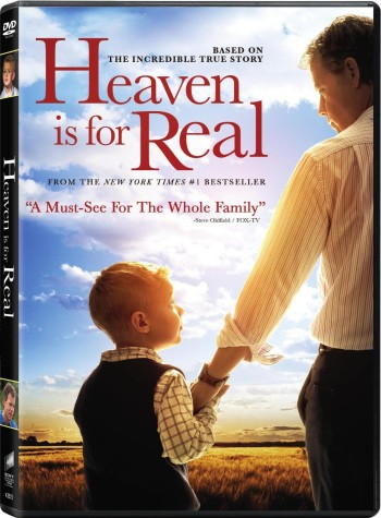 Post image for Preorder Now: Heaven is For Real – DVD/UltraViolet (2014) $18.99