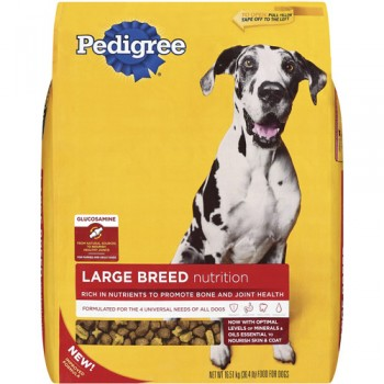 Post image for Target: CRAZY Pedigree Dog Food Deal