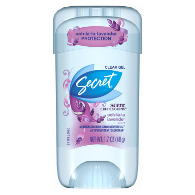 Post image for Target: Secret Scent Expressions Deodorant $.99