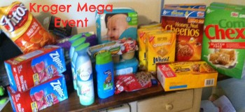 Post image for Kroger Mega Event – Diapers, Tacos and Air Effects