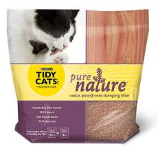 Post image for FREE Tidy Cats Pure Nature Cat Litter Rebate