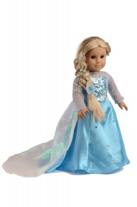 disney frozen sparkle american girl