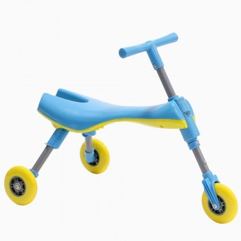 Post image for Amazon-Fly Bike® Foldable Indoor/Outdoor Toddlers Glide Tricycle – Blue $32.00