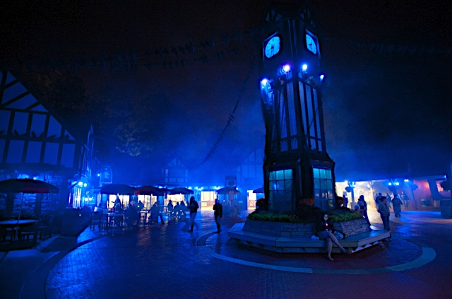 Busch Gardens Williamsburg Howl O Scream 2015