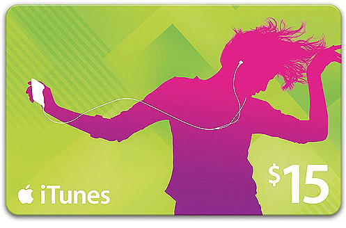 Post image for Groupon: $15 iTunes Gift Card for $10