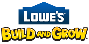 Post image for Lowe's Build & Grow
