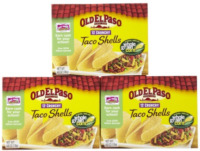 Post image for Harris Teeter: Old El Paso Taco Shells FREE