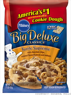 Post image for Target: Pillsbury Cookie Dough $1.05 Each