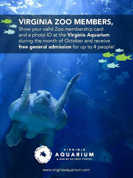 Discount on Virginia Zoo Tickets