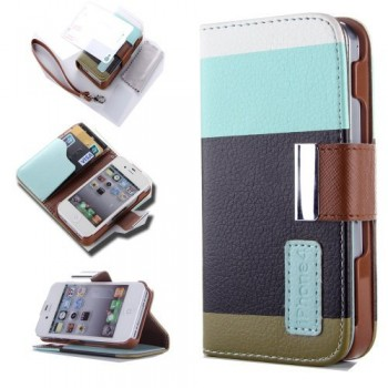 Post image for Amazon-ATC Wallet Leather Case with Credit Card Slot For iPhone 4S Just $2.91