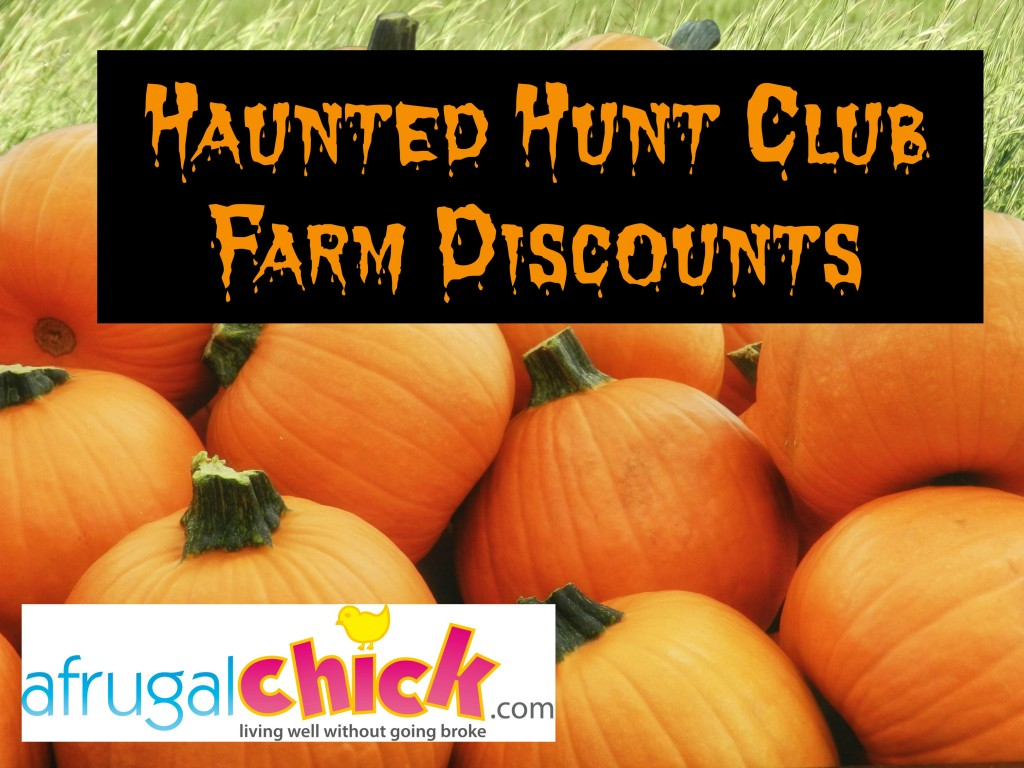 Haunted Hunt Club Farm Discounts