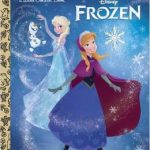 frozen golden book