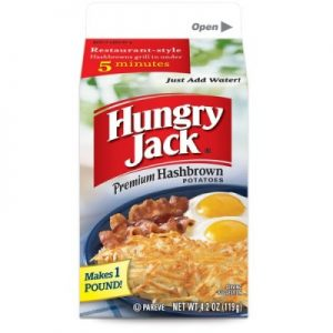 hungry jack hashbrowns