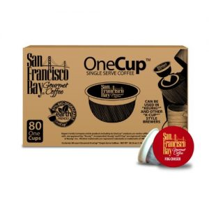 san fransisco bay k-cups