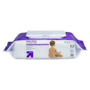 up & up baby wipes