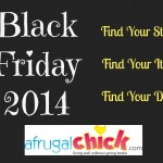 Black Friday 2014 Logo