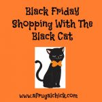 Black Friday Shopping With The Black Cat
