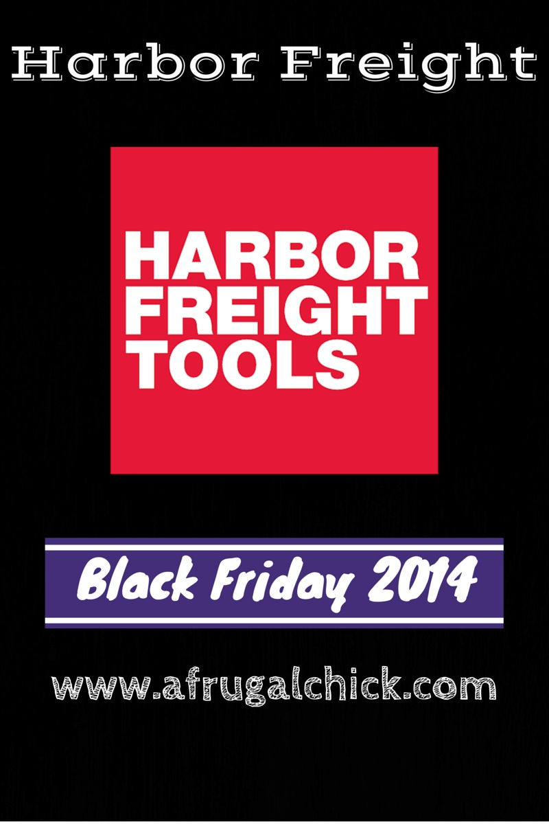 Black Friday 2014 Harbor Freight