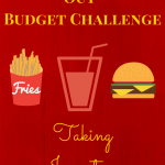 The -No Eating Out- Diet Challenge Taking Inventory