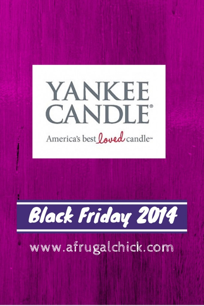 Yankee Candle Black Friday 2014