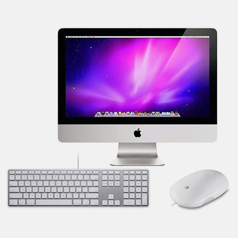 apple mac desktop