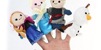 disney frozen finger puppets