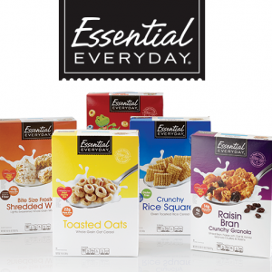 essential everyday cereal
