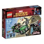 lego spiderman superhero