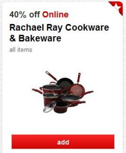 rachael ray cookware cartwheel
