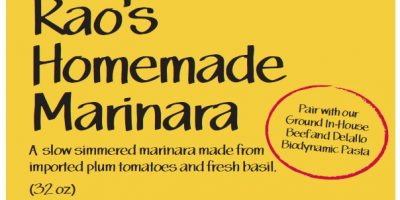 whole foods rao marinade