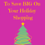 5 Ways in 5 Days To Save BIG On Your