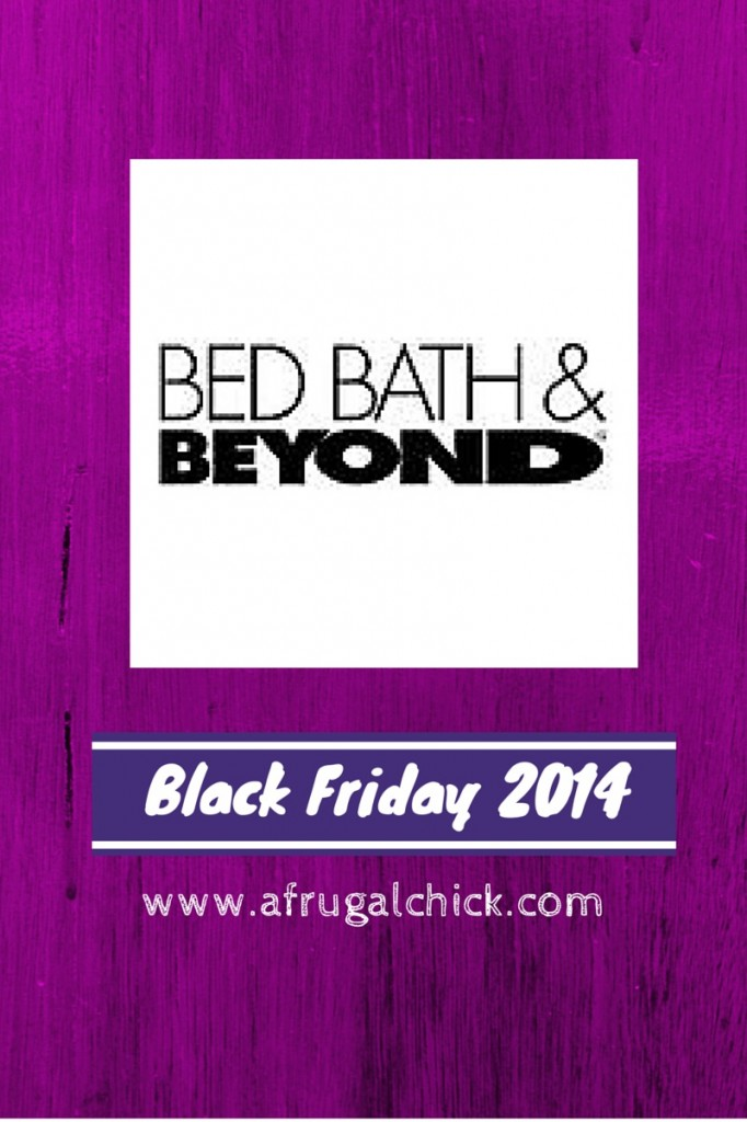 Bed Bath & Beyond has released their Black Friday ad! Browse through the 4-page ad for great deals on home goods, cooking appliances, holiday decor, and more. To stay updated on more Black Friday news, be sure to subscribe to our email newsletter/5(19).
