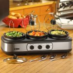 Bella Triple Slow Cooker