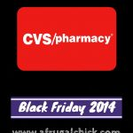 CVS Black Friday 2014