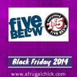 Five Below Black Friday 2014