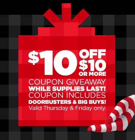 JCPenney 10 coupon