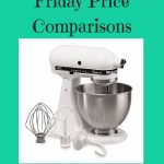 Kitchen Aid Black Friday Price Comparisons