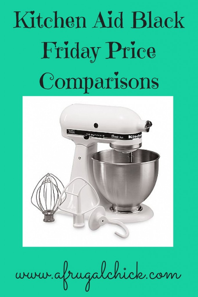 Amazon Kitchen Aid Black Friday