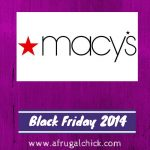 Macy's Black Friday 2014