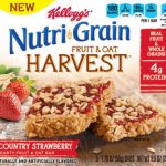Nutrigrain Fruit & Oat Harvest bars