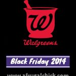 Walgreens Black Friday 2014
