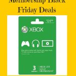 Xbox Live Membership Prices