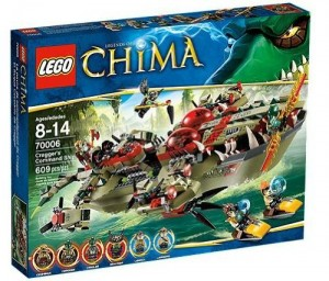 amazon lego chima ship
