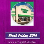 dollar tree black friday 2014