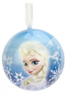 frozen ornament