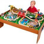 kidkraft ride around train set