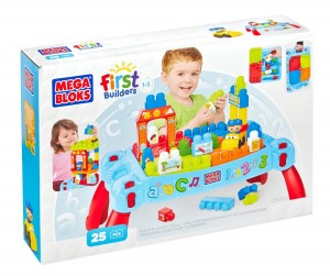mega block play n go table