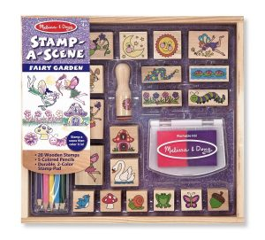 melissa and doug stamp