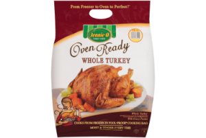 oven ready turkey