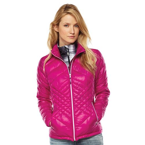 Kohls: Women's Tek Gear® Packable Puffer Jacket $25.49